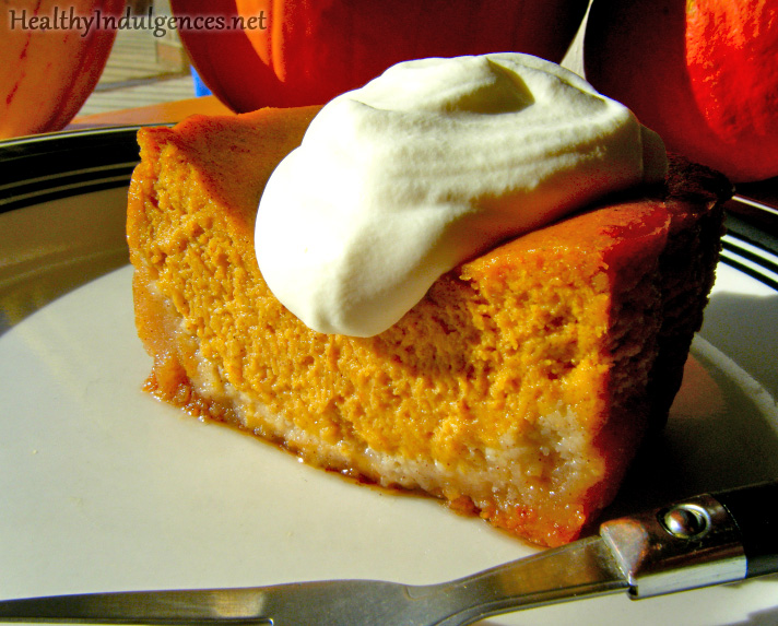 ... : Sugar-Free Pumpkin Gooey Butter Cake | Healthy Indulgences