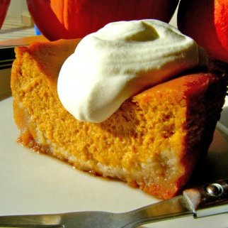 Holiday Indulgences Sugar Free Pumpkin Gooey Butter Cake