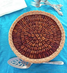 low-sugar-carb-pecan-pie-slice-paleo-dessert--no-corn-syrup-gluten-free-almond-flour-crust-recipe-publix-pilgrims-salt-shakers-diet