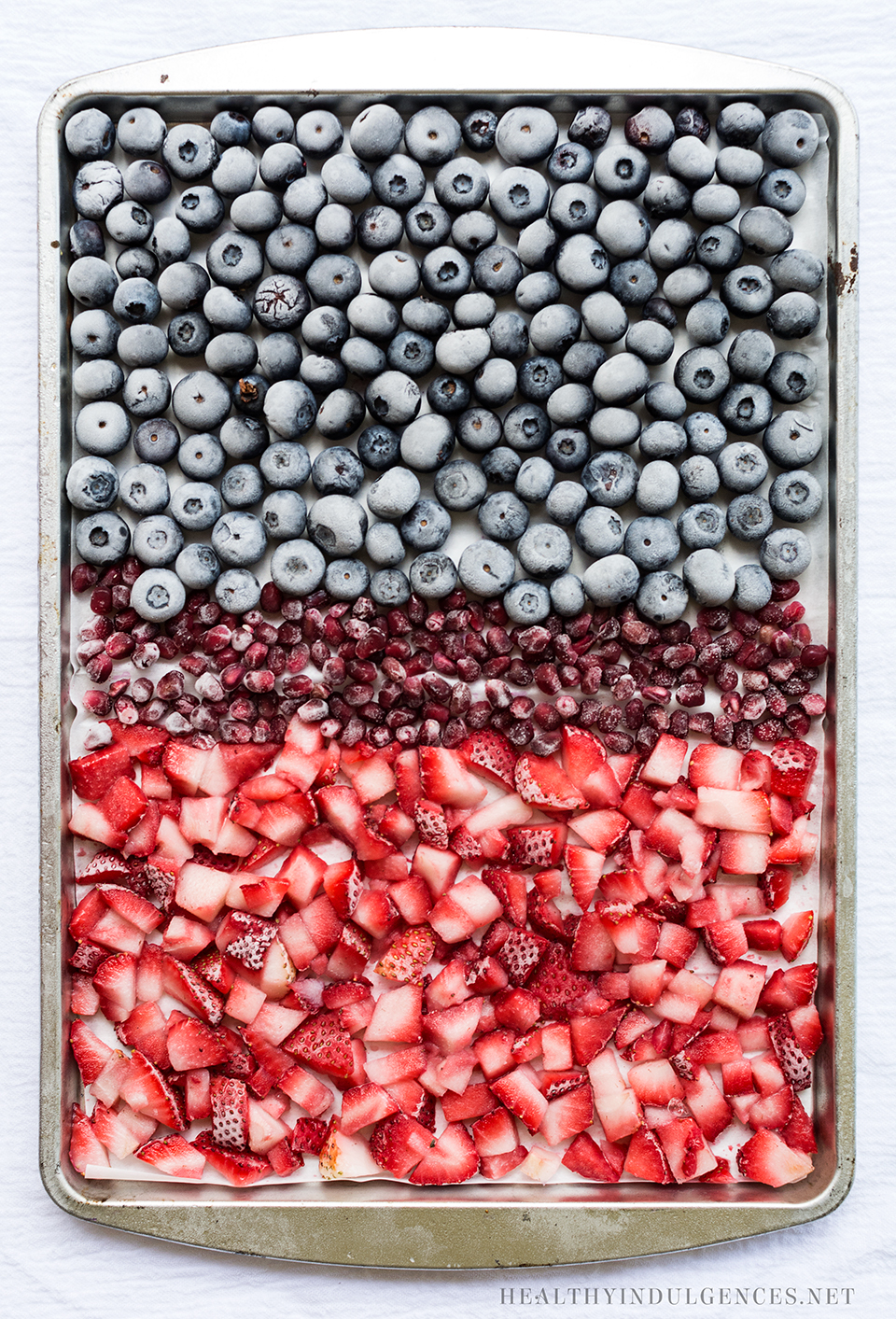 frozen-pomegranate-seeds-strawberries-blueberries-summer-recipes