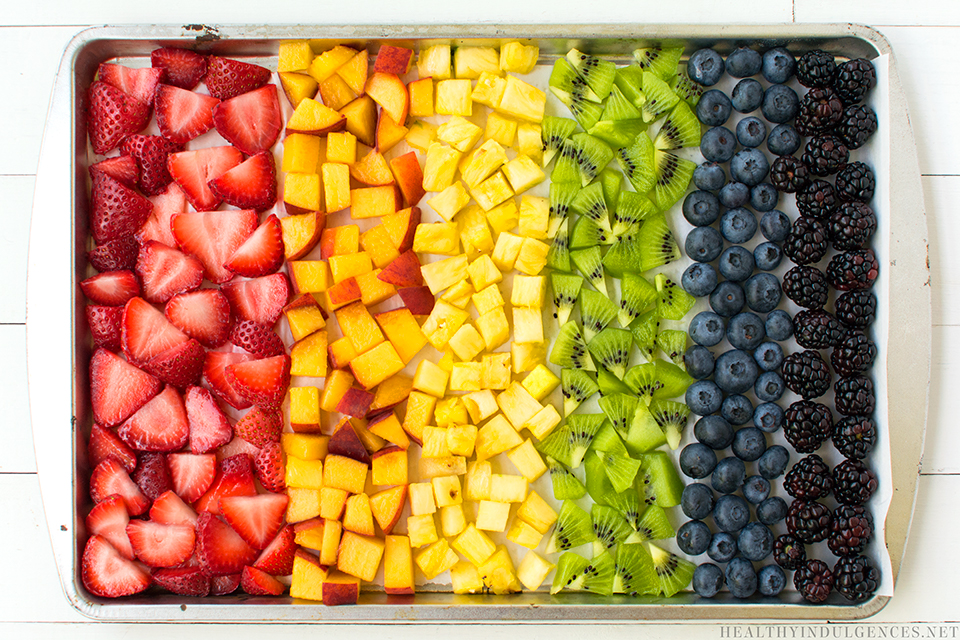 rainbow-fruit-cut-up-healthy-summer-recipes-popsicles-stevia